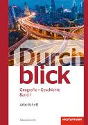 Cover-Bild zu Durchblick Geografie Geschichte / Durchblick Geografie Geschichte - Ausgabe für die Schweiz