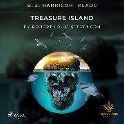 Cover-Bild zu B. J. Harrison Reads Treasure Island (Audio Download) von Stevenson, Robert Louis