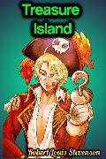 Cover-Bild zu Treasure Island - Robert Louis Stevenson (eBook) von Stevenson, Robert Louis