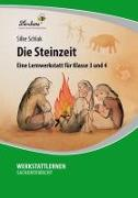 Cover-Bild zu Die Steinzeit (PR) von Schlak, Silke