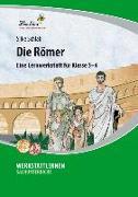 Cover-Bild zu Die Römer (PR) von Schlak, Silke