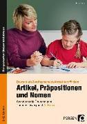 Cover-Bild zu Artikel, Präpositionen & Nomen - Mein Zuhause 1/2 von Stens, Maria