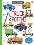 Cover-Bild zu Truck Spotting von Nolan, Kate