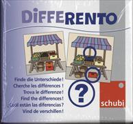Cover-Bild zu Differento von Thüler, Ursula