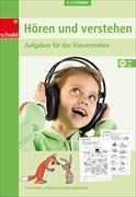 Cover-Bild zu 2./3. Klasse: Aufgaben für das Hörverstehen - Hören und Verstehen