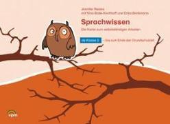 Cover-Bild zu Sprachwissen 2. SJ. Die Kartei zum selbstständigen Arbeiten von Reiske, Jennifer