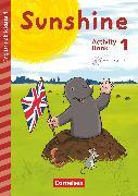 Cover-Bild zu Sunshine, Early Start Edition - Neubearbeitung, 1. Schuljahr, Activity Book mit Audio-CD, Minibildkarten und Faltbox von Joseph, Svenja