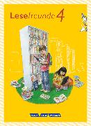 Cover-Bild zu Lesefreunde, Lesen - Schreiben - Spielen, Östliche Bundesländer und Berlin - Neubearbeitung 2015, 4. Schuljahr, Lesebuch mit Lernentwicklungsheft von Gutzmann, Marion