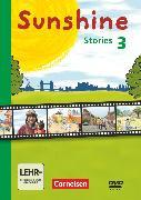 Cover-Bild zu Sunshine, Zu allen Ausgaben (Neubearbeitung), 3. Schuljahr, Stories, Video-DVD von Fermer, David
