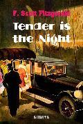 Cover-Bild zu Tender is the night (eBook) von Fitzgerald, F. Scott