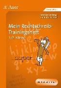 Cover-Bild zu Mein Rechtschreib-Trainingsheft von Kroll-Gabriel, Sandra