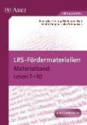 Cover-Bild zu LRS-Fördermaterialien 4 von Schlamp-Diekmann, Franziska (Hrsg.)