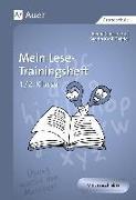 Cover-Bild zu Mein Lese-Trainingsheft von Kroll-Gabriel, Sandra