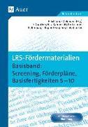 Cover-Bild zu LRS-Fördermaterialien 1 von Schlamp-Diekmann, Franziska (Hrsg.)