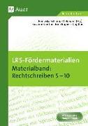 Cover-Bild zu LRS-Fördermaterialien 2 von Schlamp-Diekmann, Franziska (Hrsg.)