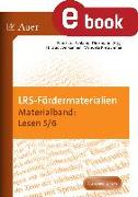 Cover-Bild zu LRS-Fördermaterialien 3 (eBook) von Schlamp-Diekmann, Franziska (Hrsg.)