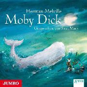 Cover-Bild zu Moby Dick (Audio Download) von Melville, Herman