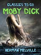 Cover-Bild zu Moby Dick (eBook) von Melville, Herman