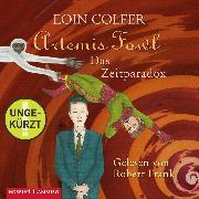 Cover-Bild zu Colfer, Eoin: Artemis Fowl - Das Zeitparadox (Audio Download)