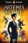 Cover-Bild zu Colfer, Eoin: Penguin Readers Level 4: Artemis Fowl (ELT Graded Reader) (eBook)