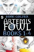 Cover-Bild zu Colfer, Eoin: Artemis Fowl: Books 1-4 (eBook)