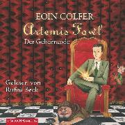 Cover-Bild zu Colfer, Eoin: Artemis Fowl - Der Geheimcode (Audio Download)