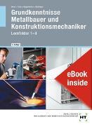 Cover-Bild zu eBook inside: Buch und eBook Grundkenntnisse Metallbauer und Konstruktionsmechaniker von Wollinger, Peter