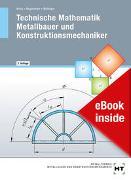 Cover-Bild zu eBook inside: Buch und eBook Technische Mathematik Metallbauer und Konstruktionsmechaniker von Moos, Josef