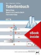 Cover-Bild zu eBook inside: Buch und eBook Tabellenbuch von Moos, Josef