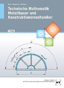 Cover-Bild zu Technische Mathematik Metallbauer und Konstruktionsmechaniker von Moos, Josef