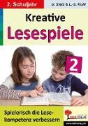 Cover-Bild zu Kreative Lesespiele zur Verbesserung der Lesekompetenz 2 (eBook) von Stolz, Ulrike