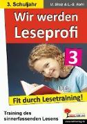 Cover-Bild zu Wir werden Leseprofi 3 (eBook) von Stolz, Ulrike