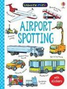 Cover-Bild zu Airport Spotting von Nolan, Kate