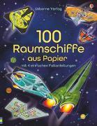 Cover-Bild zu 100 Raumschiffe aus Papier von Martin, Jerome