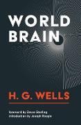 Cover-Bild zu World Brain (eBook) von Wells, H. G.