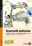 Cover-Bild zu Grammatik entdecken (eBook) von Herzog, Marisa