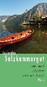 Cover-Bild zu Freund, René: Lesereise Salzkammergut (eBook)