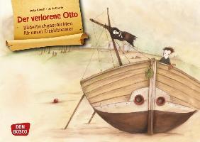 Cover-Bild zu Bilderbuchgeschichten für unser Erzähltheater: Der verlorene Otto von Dörrie, Doris