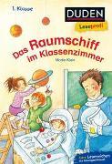 Cover-Bild zu Duden Leseprofi - Das Raumschiff im Klassenzimmer, 1. Klasse von Klein, Martin