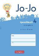 Cover-Bild zu Jo-Jo Sprachbuch, Allgemeine Ausgabe - Neubearbeitung 2016, 4. Schuljahr, Lernspurenheft, 10 Stück im Paket