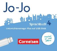 Cover-Bild zu Jo-Jo Sprachbuch, Allgemeine Ausgabe - Neubearbeitung 2016, 4. Schuljahr, Unterrichtsmanager Plus auf USB-Stick, Inkl. E-Book als Zugabe und Begleitmaterialien
