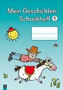 Cover-Bild zu Mein Geschichten-Schreibheft 1 von Redaktionsteam Verlag an d. Ruhr