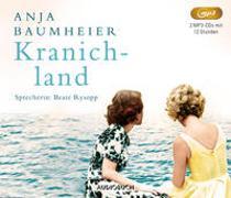 Cover-Bild zu Baumheier, Anja: Kranichland (2 MP3-CDs)
