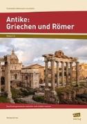 Cover-Bild zu Antike: Griechen und Römer von Gerner, Renate