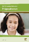 Cover-Bild zu DaZ-Grammatiktrainer: Präpositionen von Isernhagen, Anja
