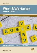 Cover-Bild zu Wort und Wortarten - Klasse 3 und 4 von Plüskow, Alexandra von