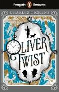 Cover-Bild zu Penguin Readers Level 6: Oliver Twist (ELT Graded Reader) (eBook) von Dickens, Charles