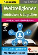 Cover-Bild zu Weltreligionen entdecken & begreifen (eBook) von Forester, Gary M.