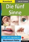 Cover-Bild zu Die fünf Sinne (eBook) von Forester, Gary M.
