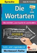 Cover-Bild zu Die Wortarten (eBook) von Forester, Gary M.